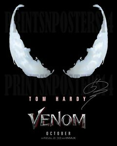 Tom-Hardy-Venom-8x10-SIGNED-REPRINT-Marvel-Movie-3