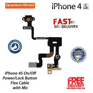 Recambio-ON-OFF-ENCENDIDO-CIERRE-Boton-Interruptor-Cable-Flexible-Reparacion