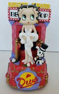 Betty Boop Music Box Vintage Musical