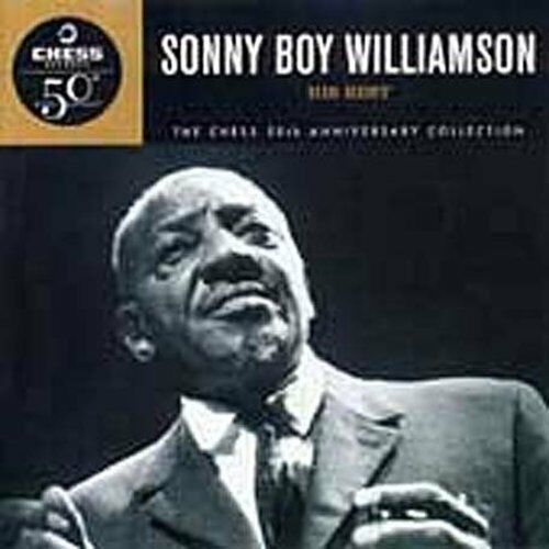 1 of 1 - Sonny Boy Williamson - His Best (Chess 50th Anniversary Collection) [New CD]