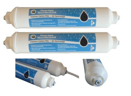Universal Kühlschrankfilter mit Quick Change Wasserfilter LG Siemens Samsung AEG