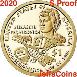 2012 2013 2014 2015 2016 2017 2018 2019 P+D Native American Sacagawea from Rolls
