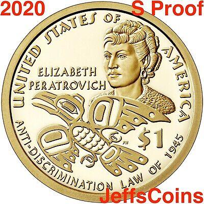 2010 Through 2017 S Proof Sacagawea Native American Dollar Set-Eight Dollars