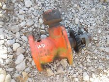 Allis Chalmers Wd Tractor Engine Motor Distributor Drive Assembly
