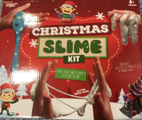years Gift idea Brand New Christmas Slime Kit For Kids Christmas Fun 6
