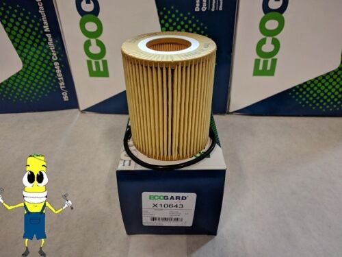 Premium Oil Filter for Ford F-150 2018 w// 3.0L Engine