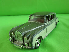 DINKY TOYS  1:43   ROLLS ROYCE PHANTOM V 198  - RARE SELTEN - IN FAIR CONDITION
