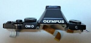 Olympus E-M5 top cover
