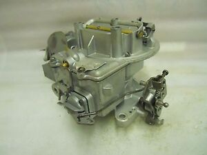 Details about ford mercury 2bbl  carburetor d5ae-ea 1975 76 400 eng  full  size car