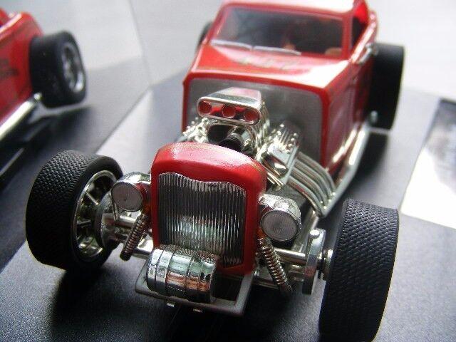 Carrera Evolution 27334 Hotrod '32 Ford Fire Engine II   NIP