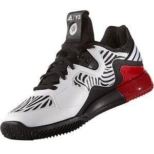 Adidas yohji yamamoto adizero y 3 2016 clay scarpe da tennis barricata