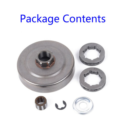 Chain Clutch Sprocket Drum Kit For Stihl MS290 029 MS390 039 MS310 Chainsaw Part