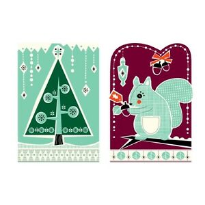 Christmas Postal card- Scandinavian design postcard qBt47U8O-07214032-683568888