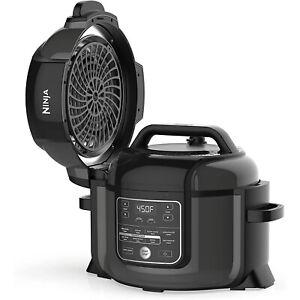 Ninja OP300 Foodi Electric Multi-Cooker Pressure Cooker and Air Fryer 9-in-1