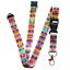 SPIRIUS-Lanyard-Neck-Strap-Detachable-with-Clip-Phone-Keyring-ID-badge-holder thumbnail 20