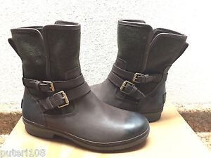 UGG SIMMENS STOUT WATER AND SNOW RESISTANT ANKLE BOOTS US 12 / EU ...