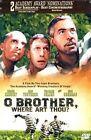 O Brother Where Art Thou? 0786936144758 With Chris Thomas King DVD Region 1