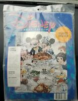 Disney Cross Stitch Kit Family Dinner In Package