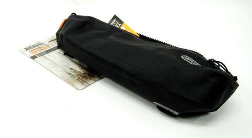Ortlieb F994101 Frame-Pack Toptube Bicycle Waterproof Frame Bag 4L Black