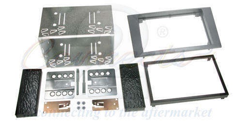 DOUBLE DIN STEREO FACIA KIT CONNECTS2 FORD MONDEO 2002