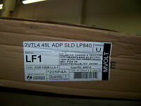 Lithonia Lighting Lf1nl 2vtl4 48l Adp Sld Lp840 225p4a Mvolt 2' X 4' White