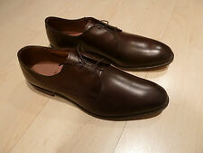NEW $350 ALLEN EDMONDS Kenilworth Sz 14 D Brown Dress Shoes Leather Made in USA