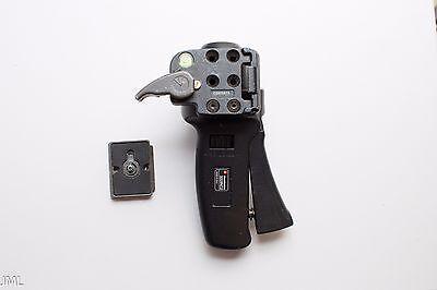 Manfrotto 322RC2 Pistol Ball-Grip Tripod Head