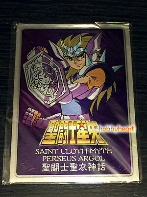 Bandai Saint Seiya Cloth Myth Asgard Odin Pregasus Metal Plate New Version Stand