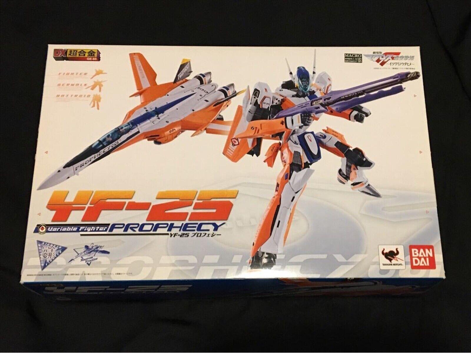 Beai DX Chogokin Macross davantiier YF-25 Prophecy  azione cifra Japan nuovo  all'ingrosso economico e di alta qualità