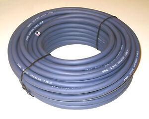 25m-Rolle-Lautsprecher-Kabel-Boxen-Kabel-4adrig-4x-2-5-mm-graublau