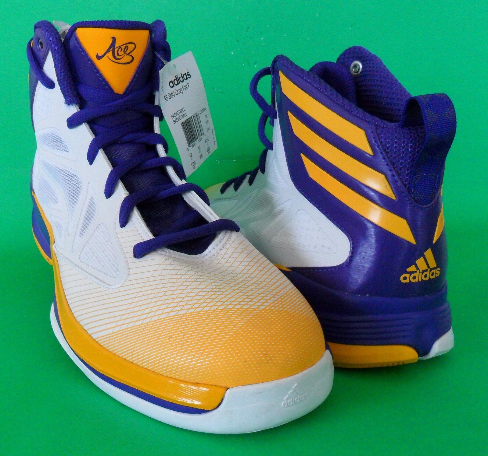 LTD EDAdidas CRAZY FAST ACE3 Candace Parker Basketball qucik light shoesSz 12.5