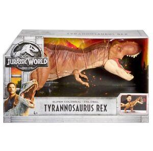 Jurassic World 2 Royaume déchu super Tyrannosaurus Rex 2018 Nouveau Colossal Nouveau