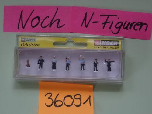 Noch N Artikel 36091    Figurensatz   Polizisten   Neu //OVP  ungeöffnet