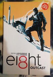 EIGHT-OUTCAST-Vol-1-Image-Comics-Graphic-Novel-New