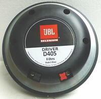 Jbl / Selenium D405 Super Driver 150w Rms 8 Ohms 2 Exit