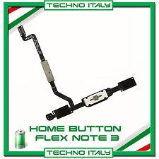 RICAMBIO PER SAMSUMG GALAXY NOTE 3 N9005 pulsante HOME Touch Flex