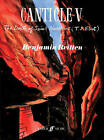 Canticle V. The Death of St Narcissus by Faber Music Ltd (Paperback, 2000)