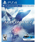 Ace Combat Skies Unknown (PlayStation 4, 2019)