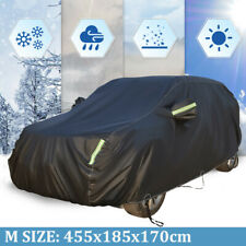 Full Car Suv Cover Outdoor Waterproof Sun Uv Rain Snow Resistant Peva Protector Fits Jeep
