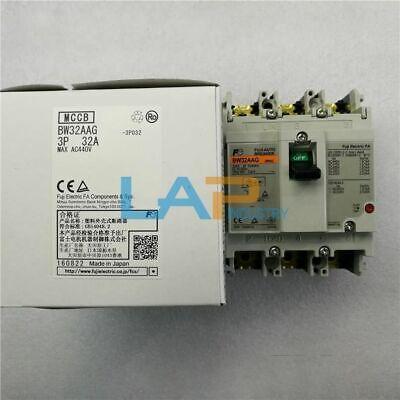 1PCS New FUJI BW32AAG 3P 32A Circuit breaker