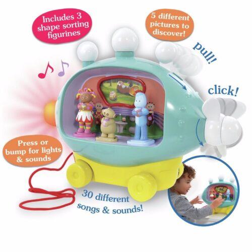 In The Garden Musical Night Activity Pinky Ponk suoni e luci immagini in movimento
