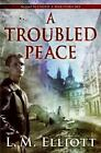 Under a War-Torn Sky: A Troubled Peace 2 by L. M. Elliott (2009, Hardcover)