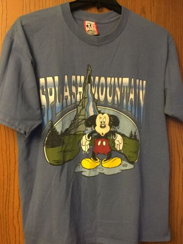 "Splash Mountain Disney Shirt. ""Disney Designs"".  B"