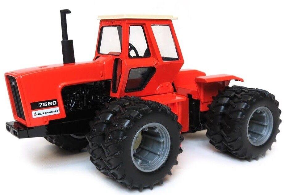 ERT16316 - Tracteur ALLIS-CHALMERS 7580 roues jumelées - 1 32