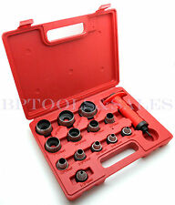 13-In-1 Hollow Punch Set Tool Leather Gasket Hole Cutter Rubber Plastic Fiber