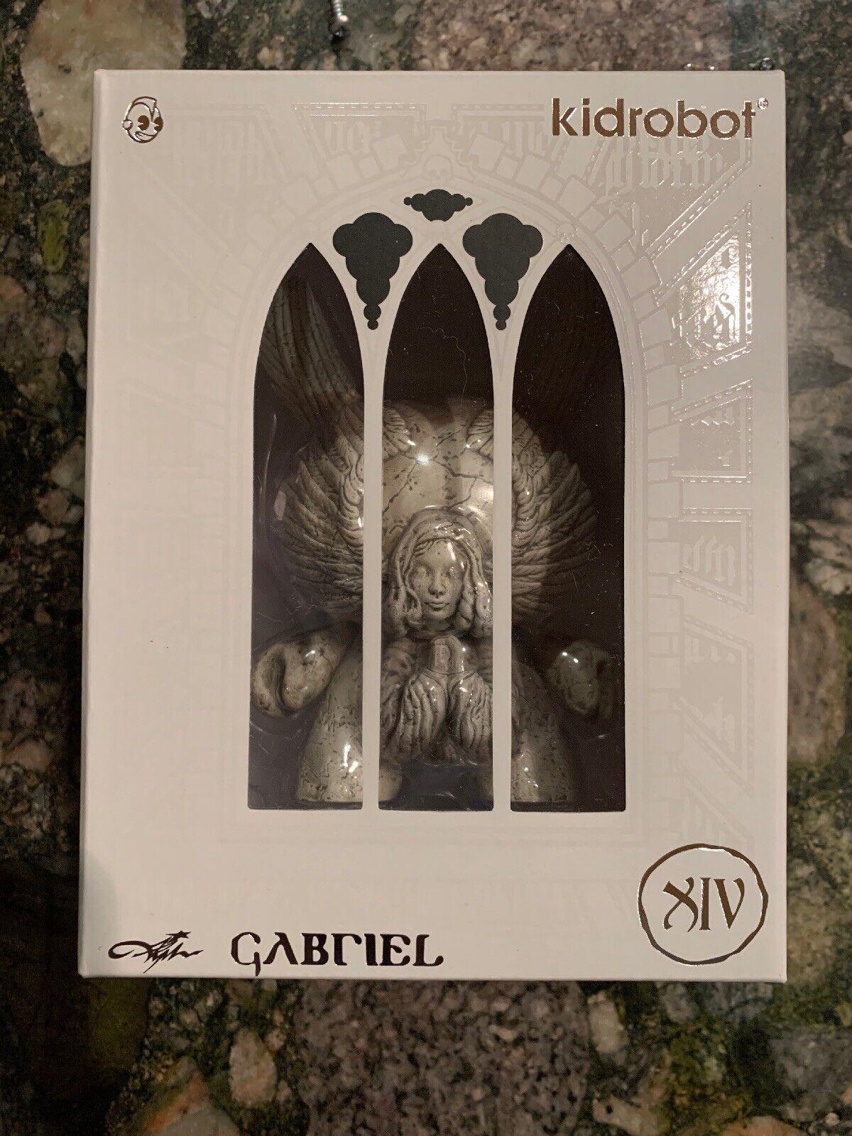 Arcana Adivinación 5  Gabriel Arcángel Dunny Figura Artística De Piedra Por J  Ryu Edición Limitada 1 350