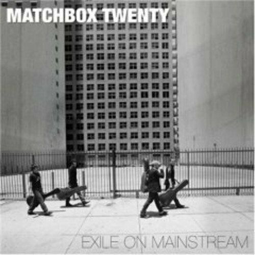 Matchbox 20 (Twenty) [CD] Exile on mainstream (2007)