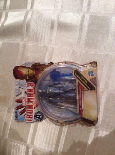 ans Marvel Iron Man 3 Cold Snap Iron Man Repulsor GEL BLAST 4