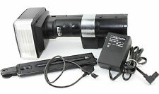 METZ 45 CT-1 HAMMERHEAD Flash Unit with Sync. Cord. Charger and 1 Battery Packs.