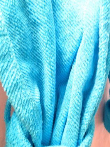 Peignoir Habidecor Hawai Peignoir 380 Capuz 12 Abyss 10 Enfant ans Kids HdqUHtwx